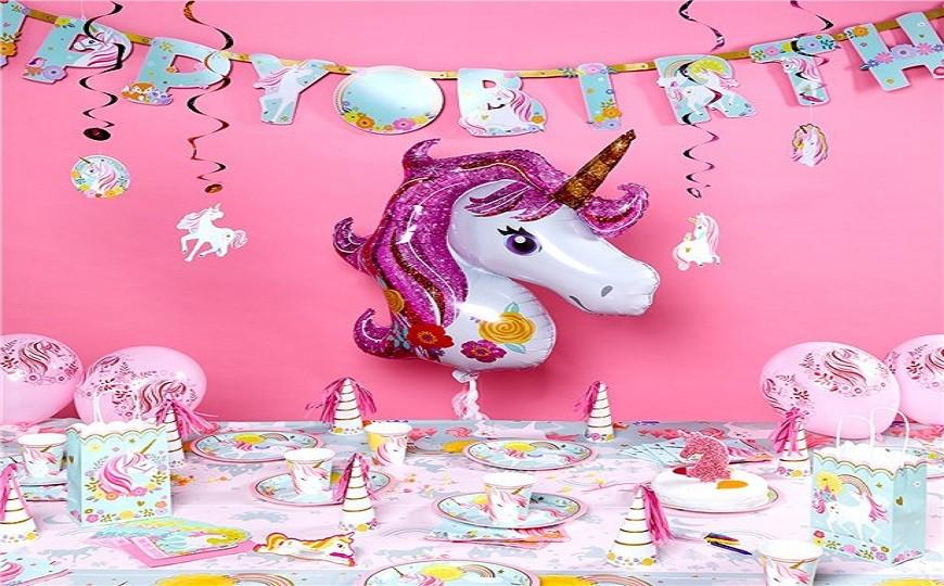 Comment organiser un anniversaire thème Licorne?