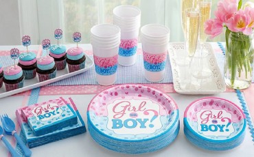 COMMENT ORGANISER UNE BABY SHOWER SURPRISE / RÉVÉLATION ?
