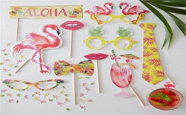 Comment organiser une fête Flamants Rose ?